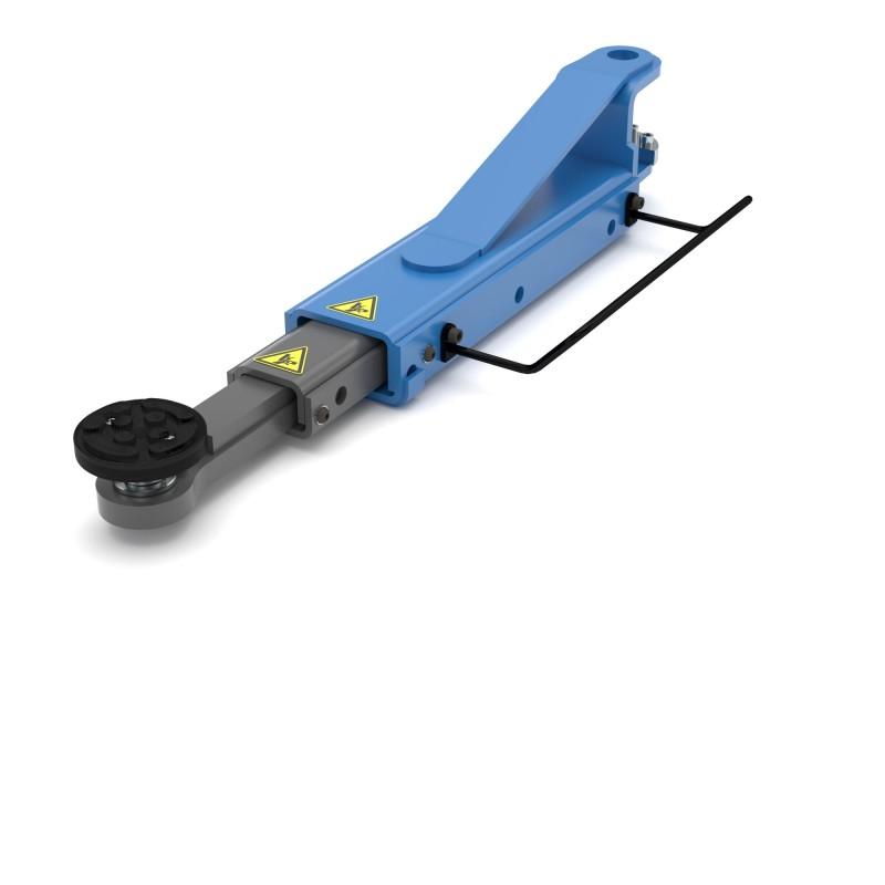 Metallkraft Zusatzrolle 350 mm
