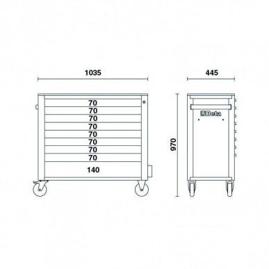 Schweißkraft WC 20 grau / 2,4 x 175 mm