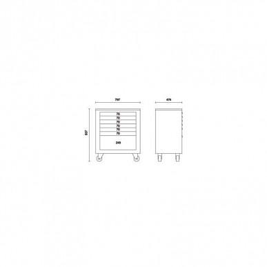 Schweißkraft WIG/TIG Aluminium Schweißstäbe / 3.3548 / 4,0 mm 5kg
