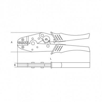 Schweißkraft Permanent-Schweißwinkelmagnet MSWM 10